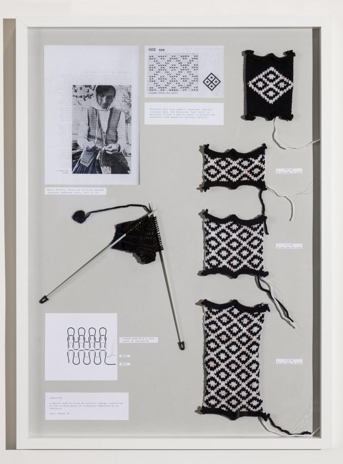 knitted radio frame 3