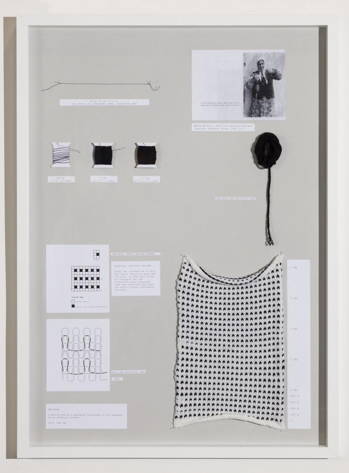 knitted radio frame 2