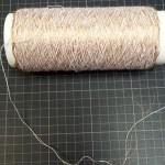 3ply, 2 strands copper wire