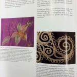 Sophie Fürnkranz: metall embroidery in non-euopean regions