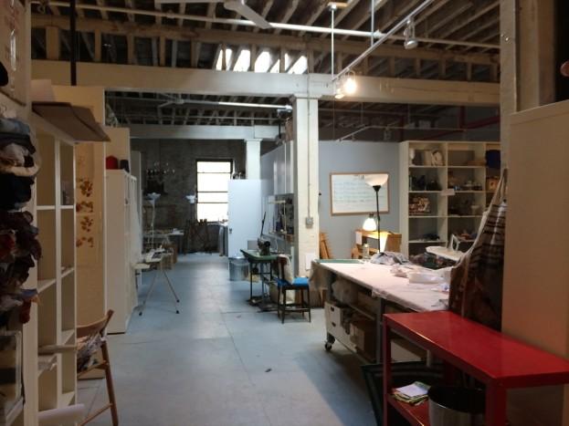 Textile Arts Center - Studios