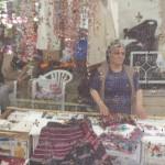 Tire Market, historic textiles (telkirma)