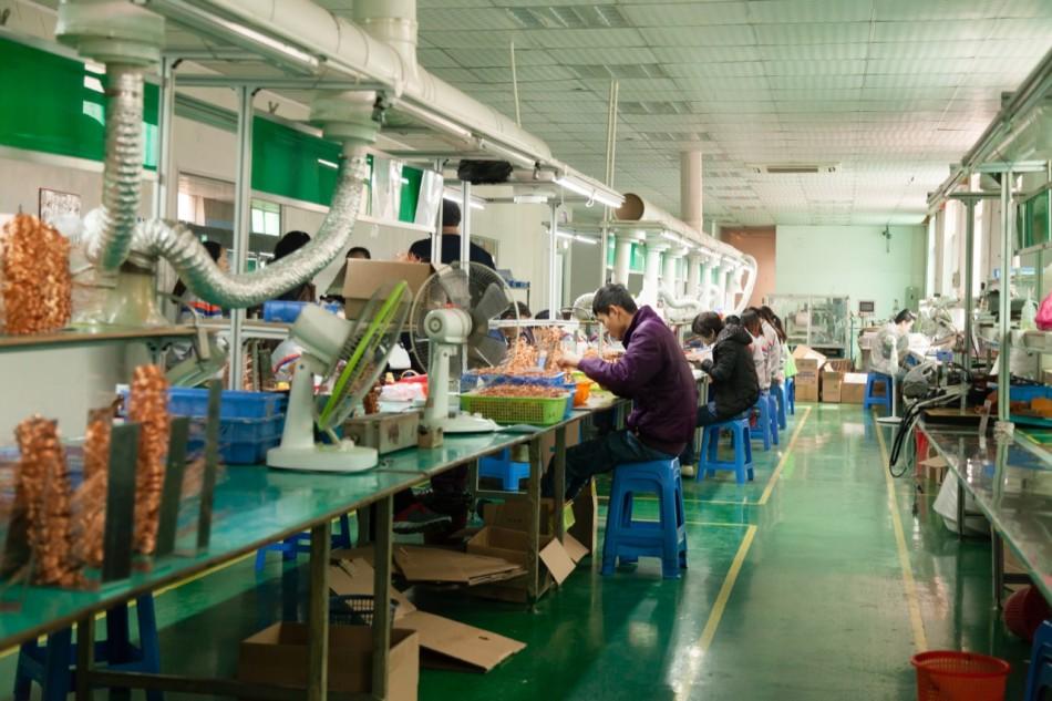 Naturesen Coil Factory
