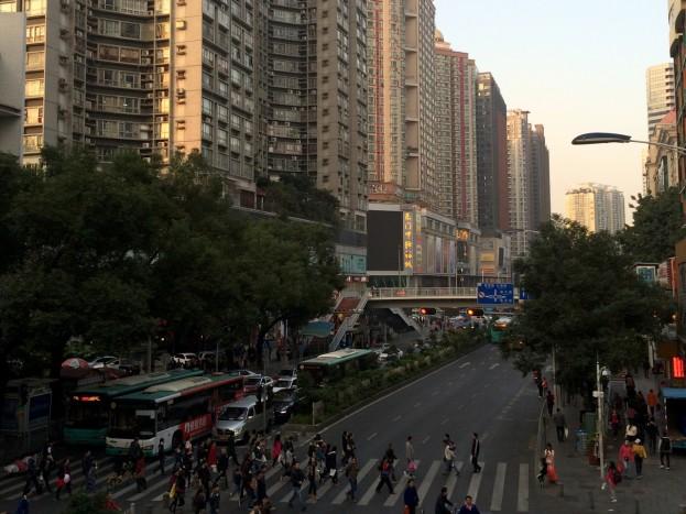 Dongmen, Shenzhen