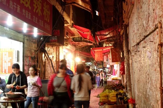 Shenzhen, Baishizhou