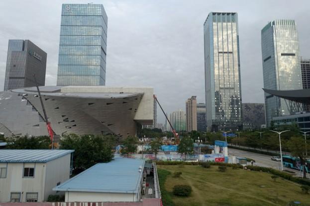 CBD, Shenzhen