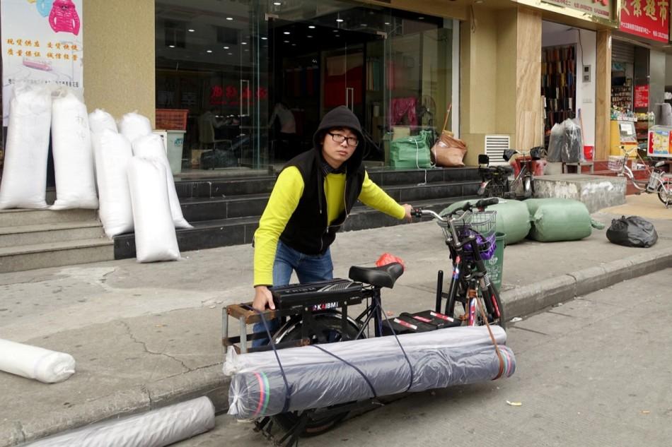 Guangzhou Textiles Market